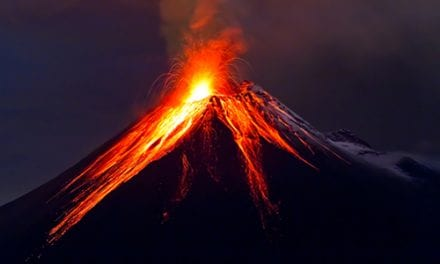 Volcanic Pollution Linked to Jump in Respiratory Diseases