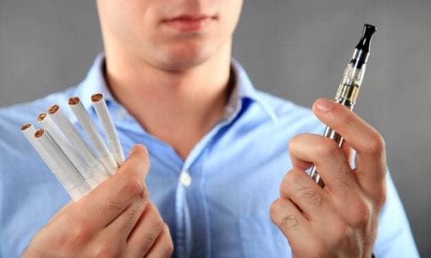 CDC: Majority of E-cigarette Users Still Smoke