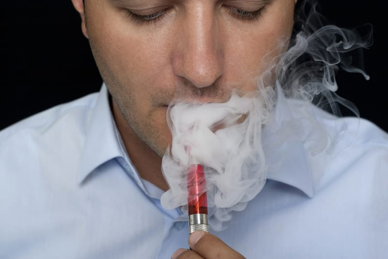 Most Adults Surveyed Don't Know E-cigarette Use Deposits Nicotine on Indoor Surfaces