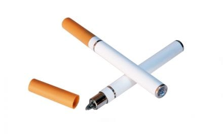Secondhand E-Cig Vapors May Cause Asthma Exacerbations