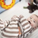 A Clue To A Baby's Risk of Allergies