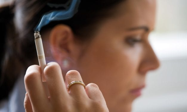 Smoking Increases Young Women's Risk of Cardiac Arrest 13-fold