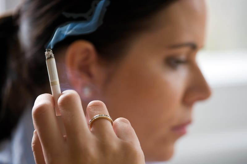 Higher Mortality Risk for 'Social' Smokers Compared to Nonsmokers