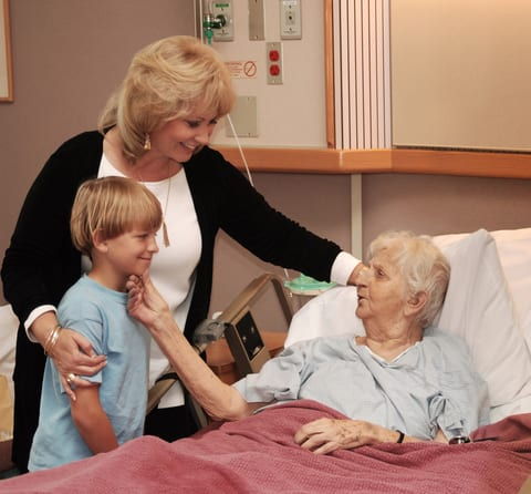 Hospice Improves End-of-Life Care For Patients With Lung, Colorectal Cancers