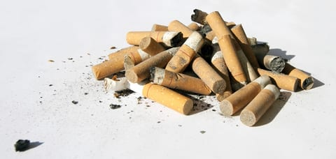 Smoking Bans Decreased Smoke Exposure in Public and Private Places