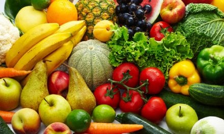 COPD: Fruits and Veggies Reduce Smokers' Risk