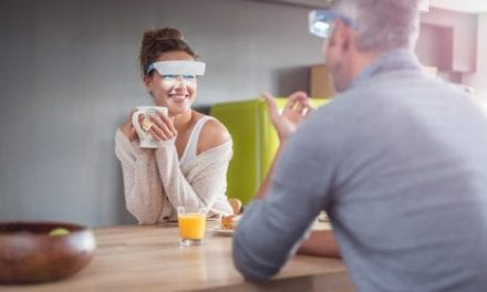 Light-emitting Glasses for Sleep Disorder Therapy on the Go