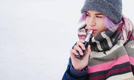 Vaping May Lead to Pot Smoking Among Teens