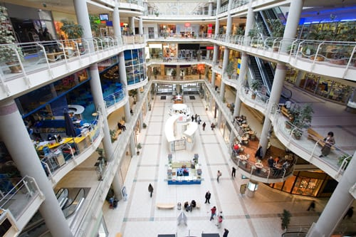 Malls Target Healthcare Providers, DME as Tenants