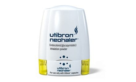 COPD: Utibron Neohaler Now Available in US