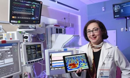 Brain Health of Oxygen-deprived Neonates Evaluated Using Weather-forecast Tool