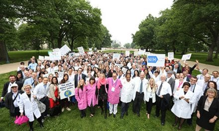 Nearly 500 Join ATS Rally in Washington DC