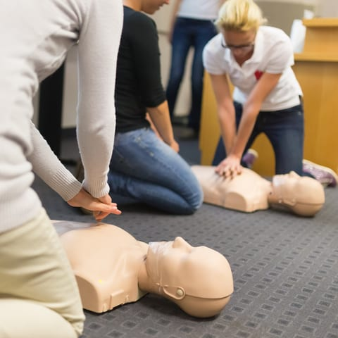 Bystander CPR Not Only Saves Lives, it Lessens Disability