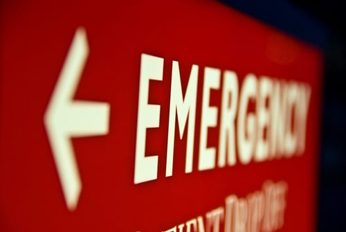 Delays in Sepsis Treatment at Overcrowded ERs
