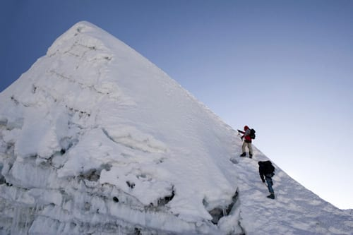 Everest-climbing Sherpas More Efficient at Producing Energy in Low-oxygen Environments