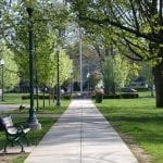Green Spaces and Stroke Risk