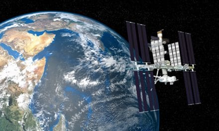 Lung Tissue Grown in Space Returns to Earth