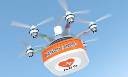 Using Unmanned Aerial Drones to Deliver Emergency Care