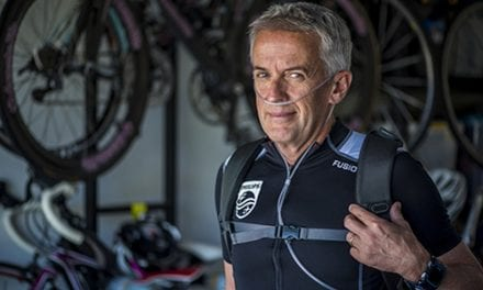 Philips Launches COPD Awareness Campaign with COPD Ironman
