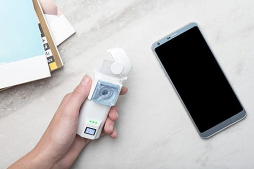 First Fully-digital Soft Mist Inhaler in Development