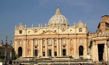 The Pope Bans Cigarette Sales at The Vatican