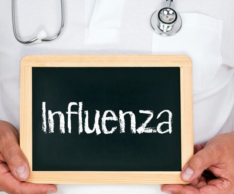 CDC Warns Second Wave Of Flu Has Begun