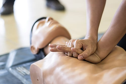 A Proposed Algorithm for CPR Promises Improved Patient Outcomes