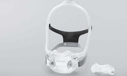 Philips Adds Full Face CPAP Mask to Dreamwear