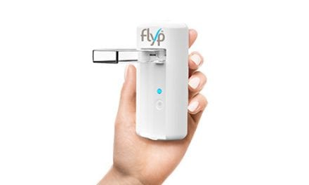 Flyp: An all-in-one Vibrating Mesh Nebulizer