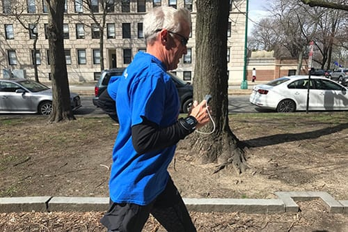 COPD Cannot Stop This Marathon Runner