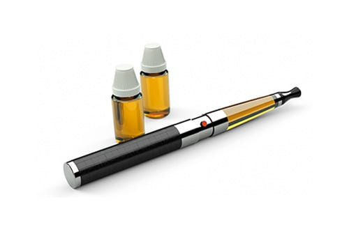 E-cigarette Nicotine Impairs Airway Clearance