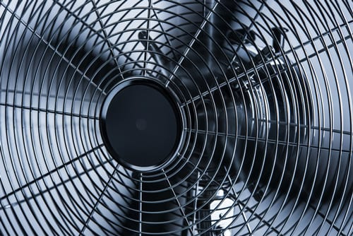 Don't Sleep with the Fan on if You Have Asthma