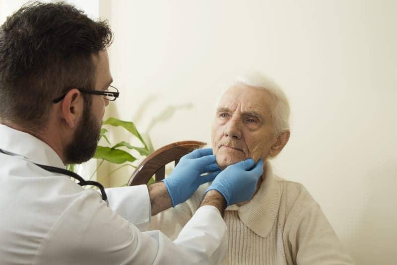 Enlarged Lymph Nodes May Predict Poor Prognosis in IPF Patients