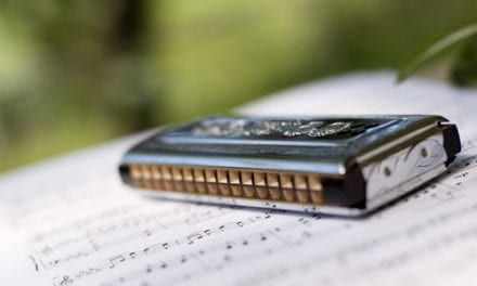 Harmonica Therapy for COPD