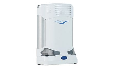 Caire Launches New Portable Oxygen Concentrator