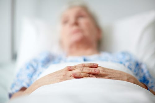Coping with End-stage COPD