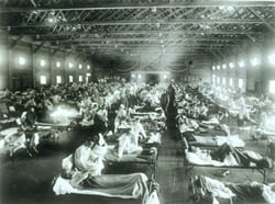 The 1918 Flu Pandemic: How A Letter Provides A Window Into The Past