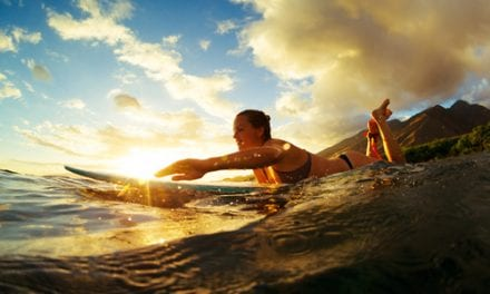 Pro Surfers Helping Kids with Cystic Fibrosis