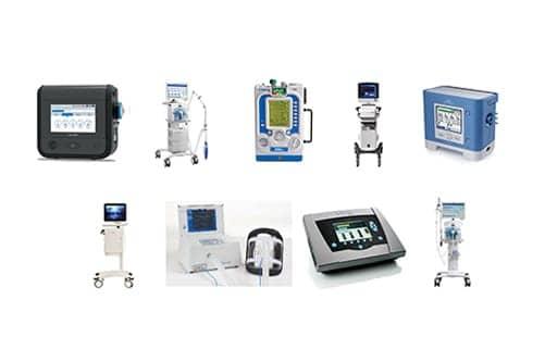 Product Comparison Matrix: Ventilators