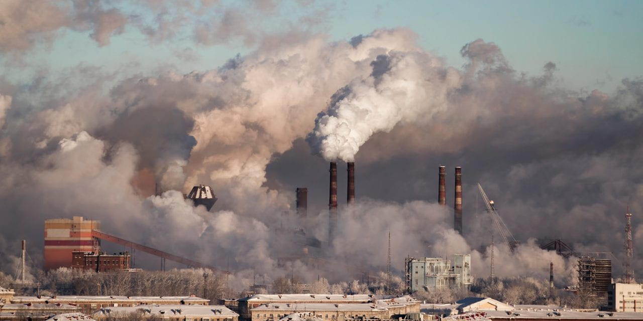 Air Pollution Increases COPD Risk, Speeds Aging Process
