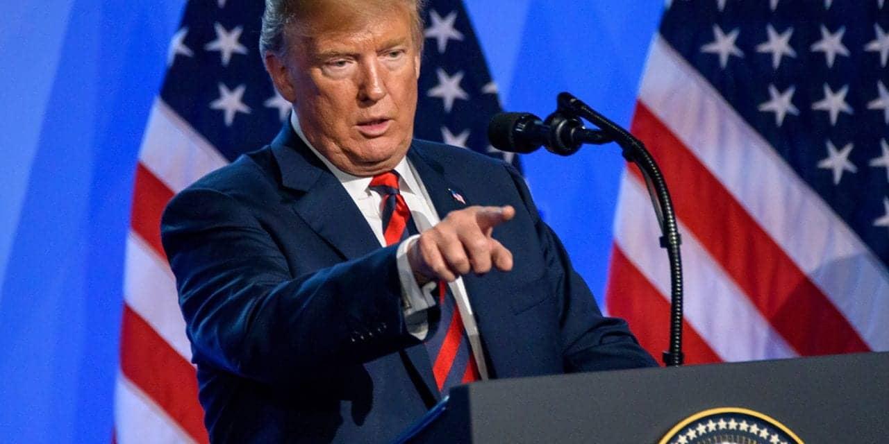 Trump to FDA Chief: Authorize Pfizer's Vaccine or Resign