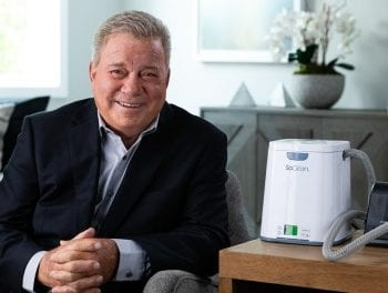 William Shatner Joins the Sleep Business