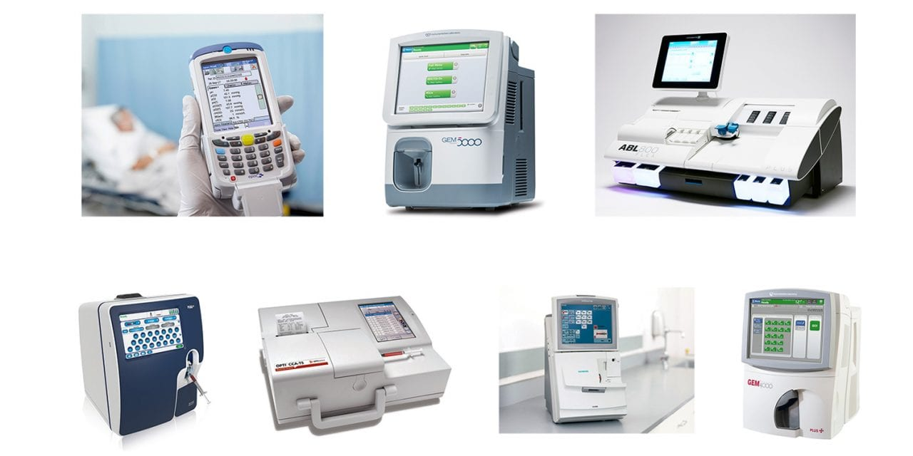 Product Comparison Matrix: Blood Gas Analyzers