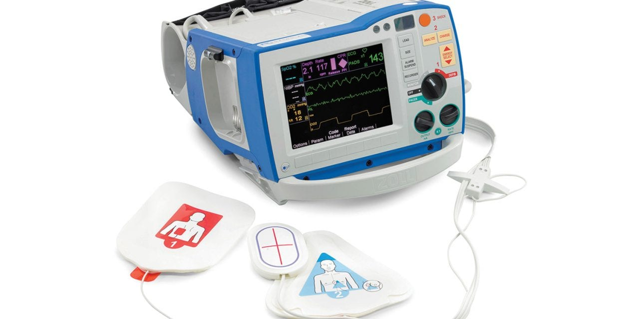 Zoll Publishes Cleaning Guidelines for Ventilators, Defibrillators