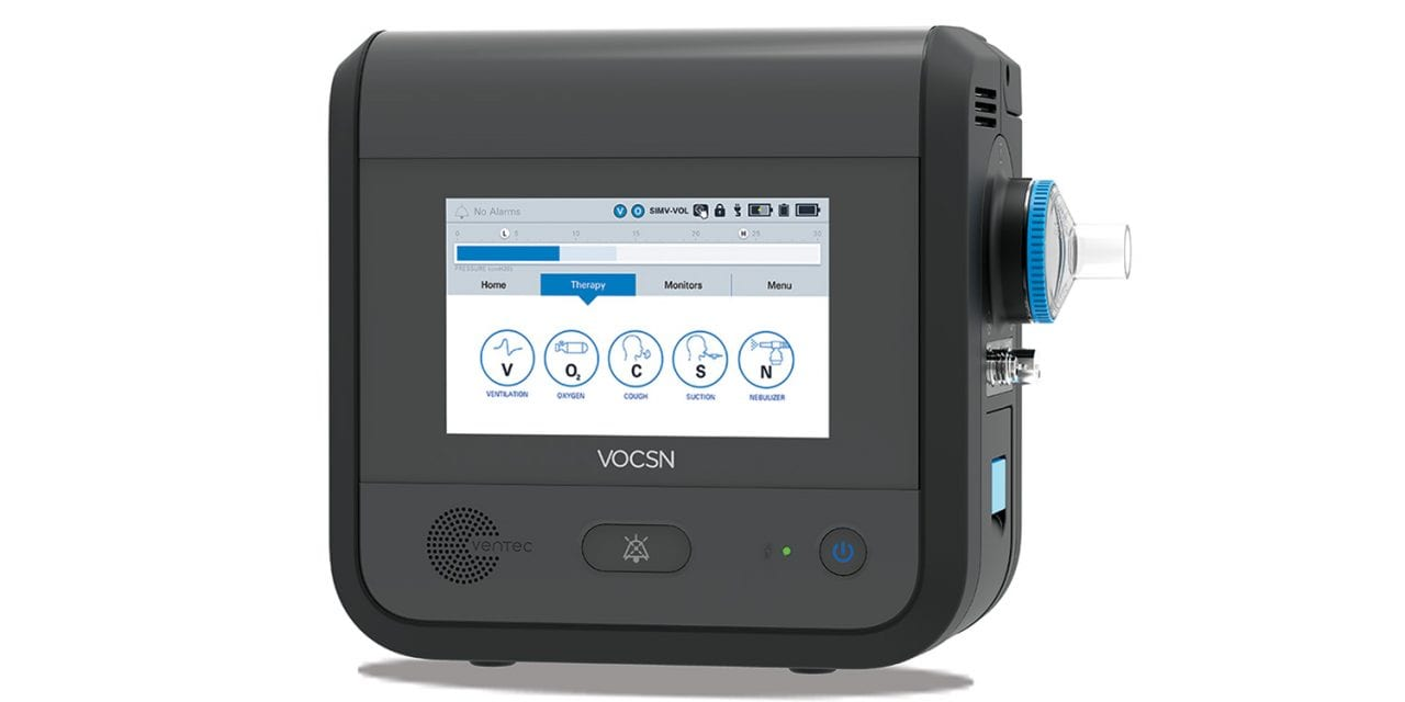 Ventec, GM Partnering to Increase Ventilator Production