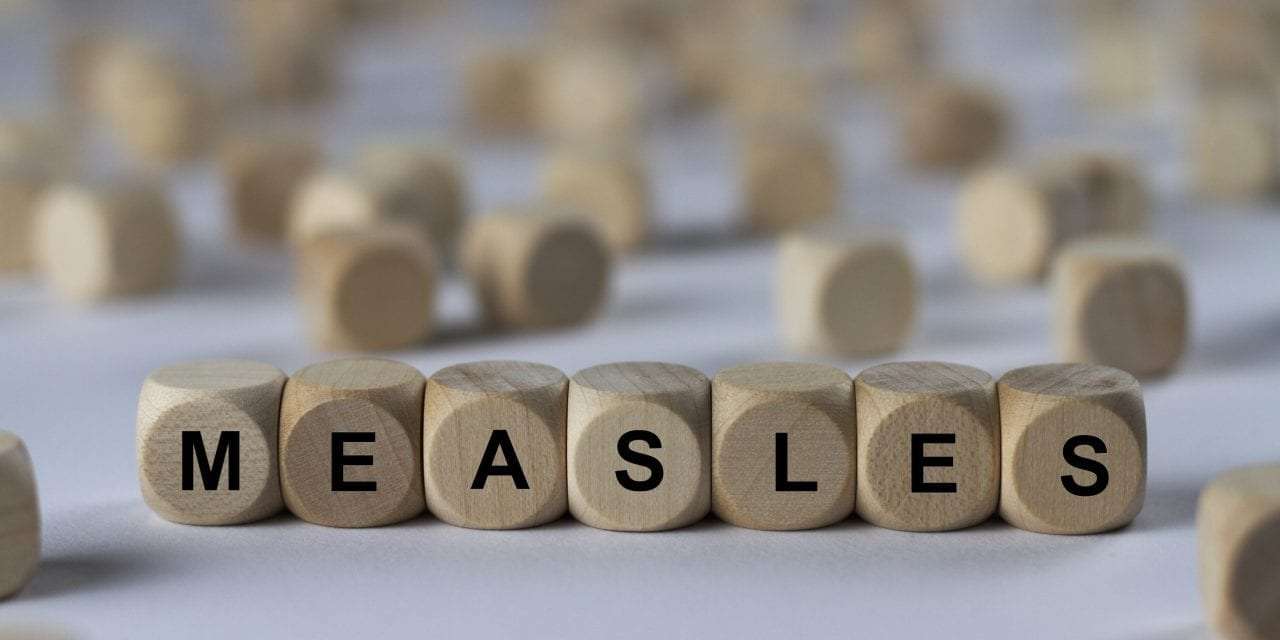 New Measles Cases Reported Across North America