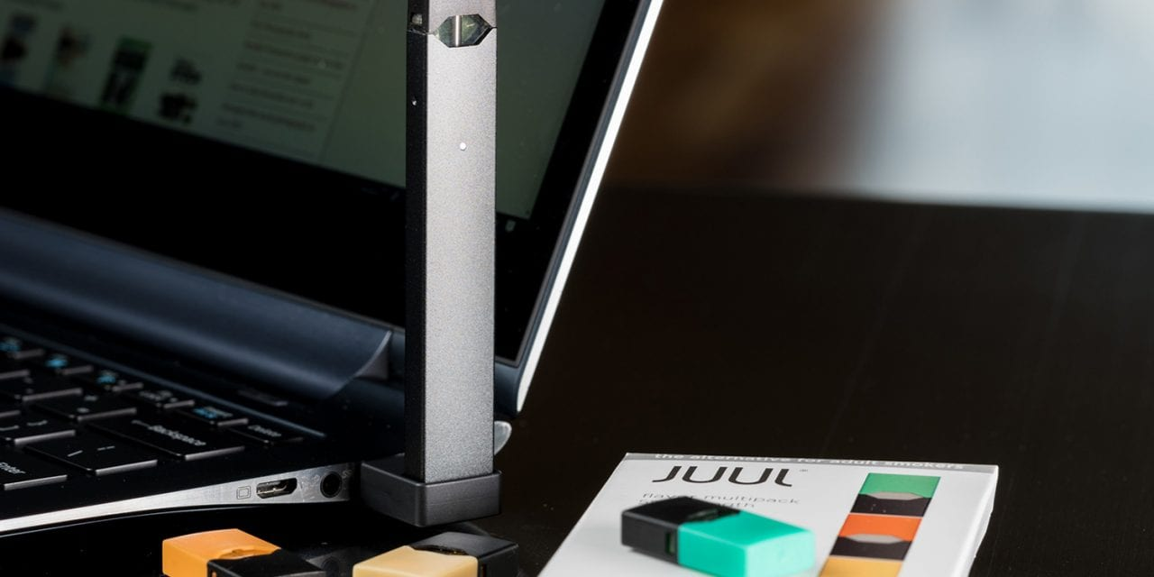 Juul Ends Sales of Fruit and Dessert Flavors
