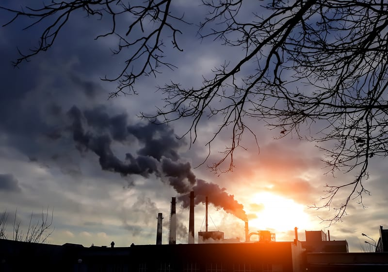 Study Finds Air Pollution Linked to Risk of Premature Death