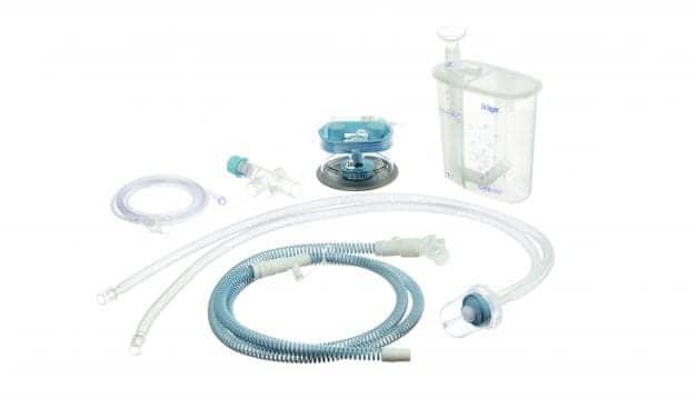 FDA Approves Dräger's 'Seattle PAP' Ventilation Device