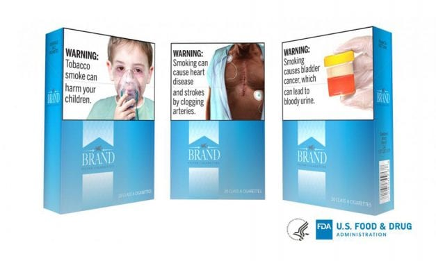 FDA: Cigarette Warnings to Use Colored Images